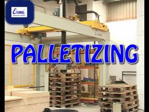 Errece: fabricante maquinaria para azulejos