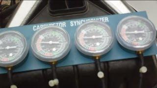 Tutorial Sincronización De Carburadores