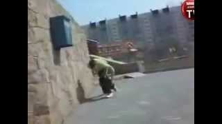 [Free Runner Fail] Video