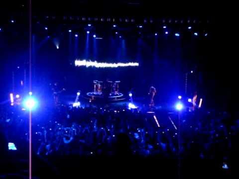 Abertura do Show Rosa de Saron Sol da Meia Noite 10/09/2010