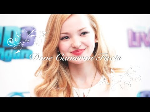 Dove Cameron Facts!