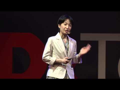 Miho Nishimura at TEDxTokyo 2014