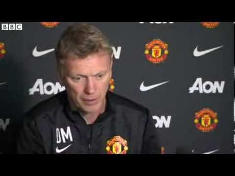 Man Utd's David Moyes
