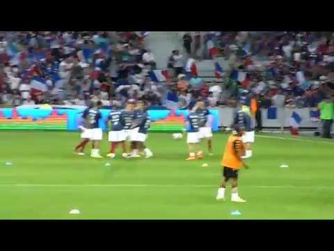 Paul Pogba, Loic Remy, Antoine Griezmann a  Lille