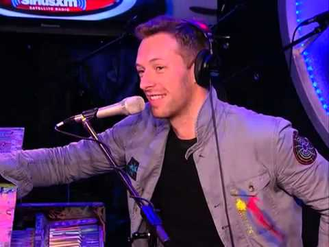 Chris Martin interview - Howard Stern Show 2 of 6