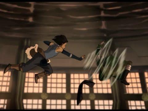 The Legend of Korra: Best Fight Scenes.