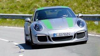 Porsche 911R vs Peugeot 205 Rallye - Chris Harris Drives - Top Gear. Watch online.