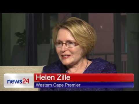 Helen Zille on providing 6 million REAL jobs