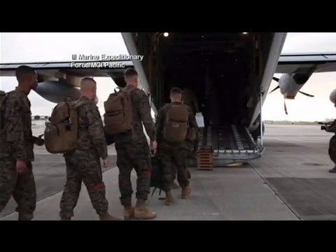Typhoon Haiyan: Marines Bring Much-Needed Aid to Philippines