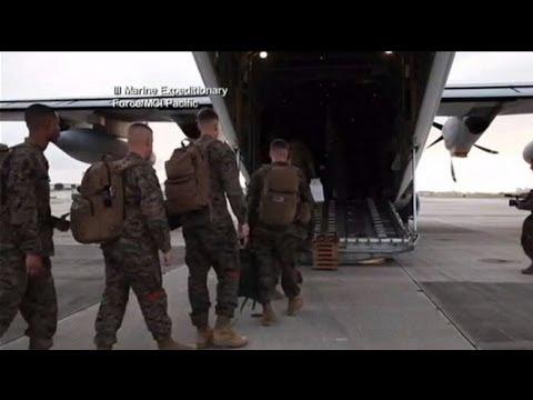 Typhoon Haiyan: Marines Bring Much-Needed Aid to Philippines