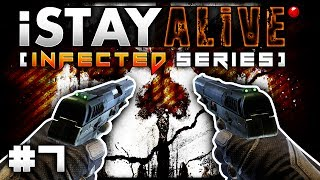 """CoD Ghosts: HAT ON GAME ON?! """"iSTAY ALiVE"""" W/ Elite #7"""