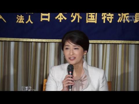安藤優子、小谷真生子(1)