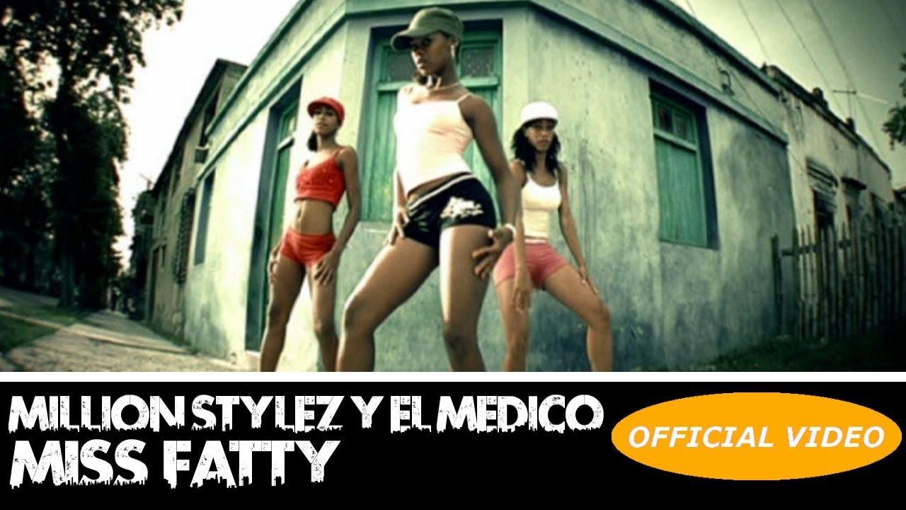 Million Stylez - Miss Fatty / Frenemy