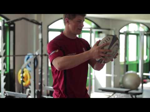 Hartpury Elite Rugby: A Day in the Life