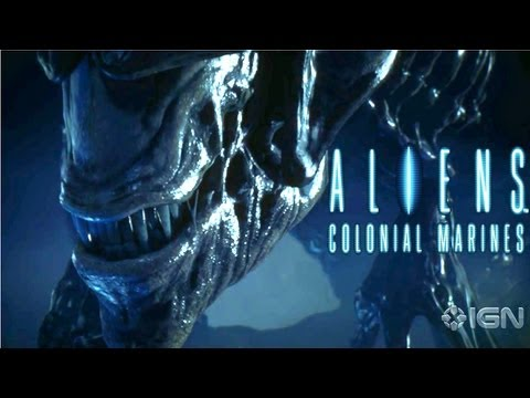 Exclusive Aliens: Colonial Marines Cinematic Trailer -EfOOOAN9e9w