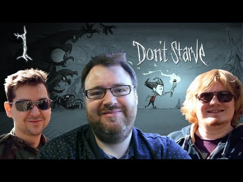 Don't Starve Challenge Ep1 - The Journey Begins