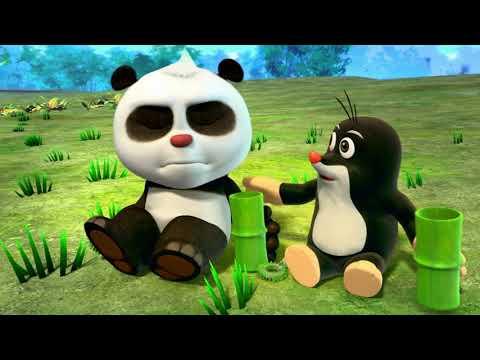 Krtko a Panda 24 - Dúhová záhrada