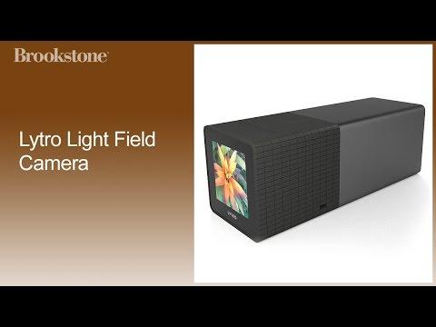 Lytro Light Field Camera Commercial   Lytro Camera at Brookstone