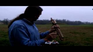 How To Make A River Cane Native American Flute