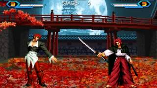 KOF Wing 1.9 Unlocking Rugal