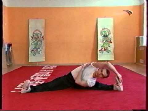 Растяжка для боевых искусств