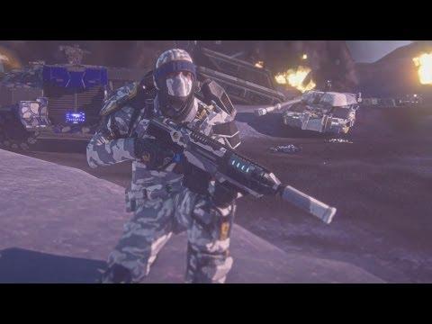 PlanetSide 2 Trailer - E3 2014
