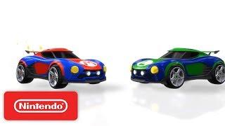Rocket League: 'Nintendo Battle-Cars' Official Trailer - Nintendo Switch