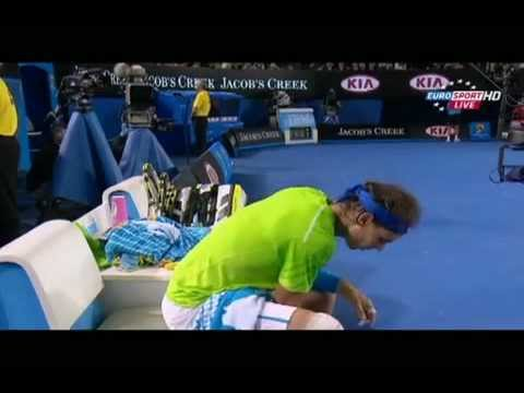 History Was Made- Australian Open Mexican Wave