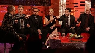 The Anchorman Cast On The Latest Audience News The