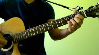 Someone Like You Adele Easy Guitar Tutorial (No Capo