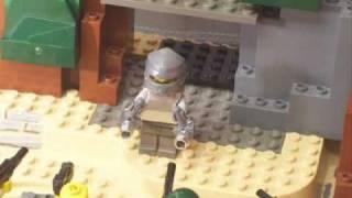 Lego Iron Man Trailer