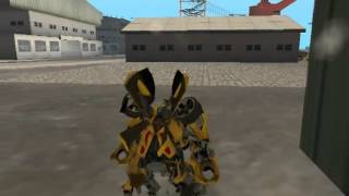 GTA SA Transformers Part 4
