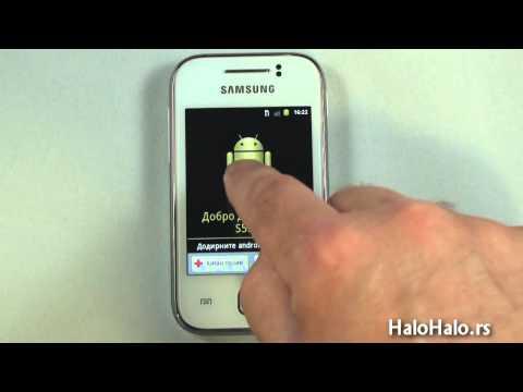 Samsung S5360 reset i brisanje podataka