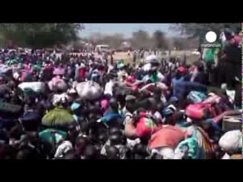 South Sudan: Injured civilians evacuated from deadly clashes
