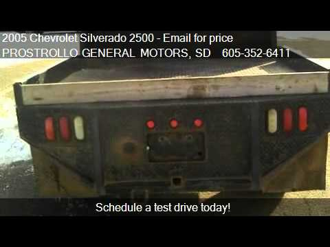 2005 Chevrolet Silverado 2500 LS for sale in Huron, SD 57350