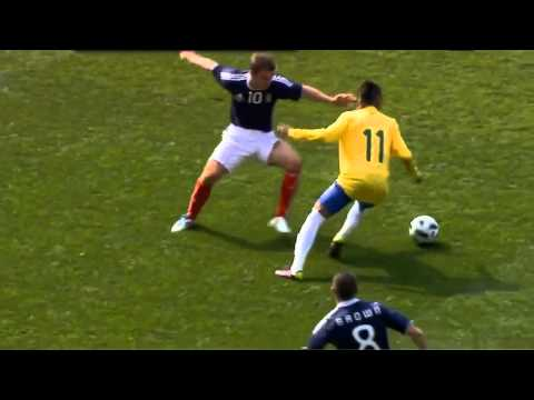 NEYMAR skills & tricks 2011 new HD -Eg-fIm-ZLFU