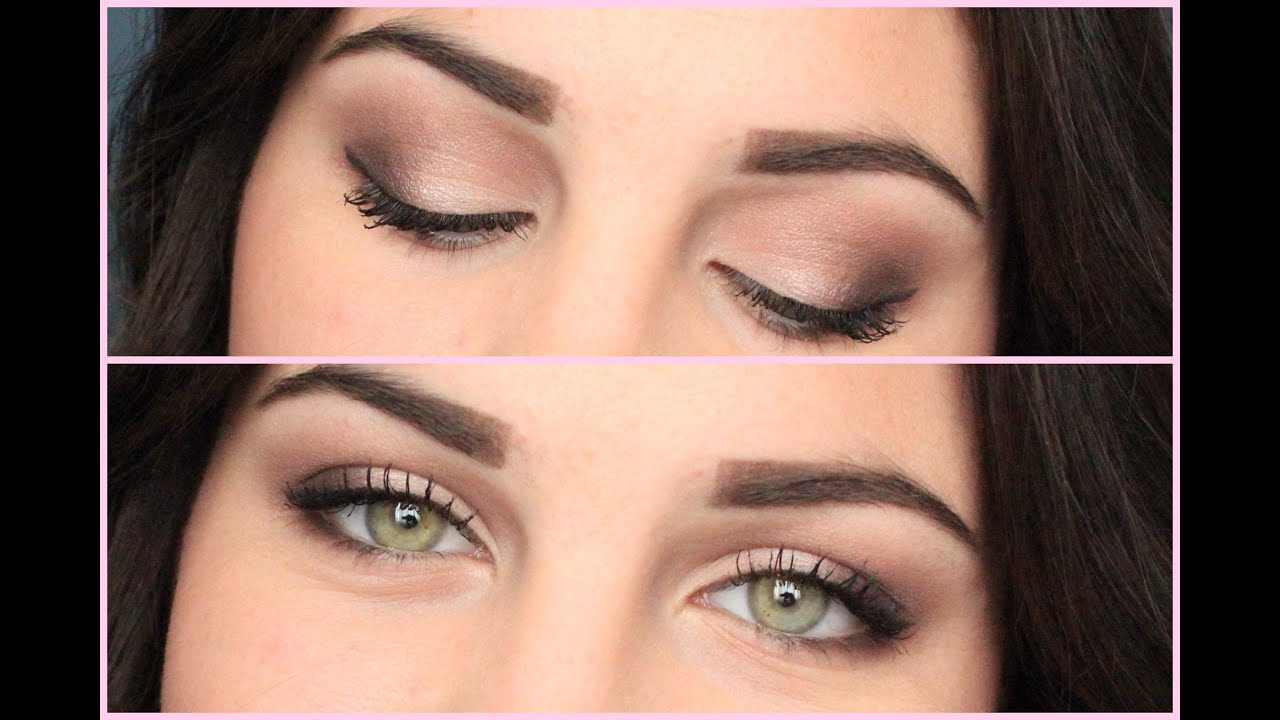 naked 3 daytime eyeshadow tutorial youtube. Black Bedroom Furniture Sets. Home Design Ideas