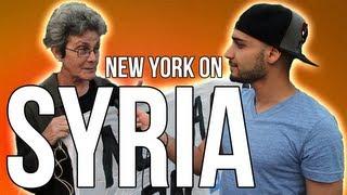 New York on Syria