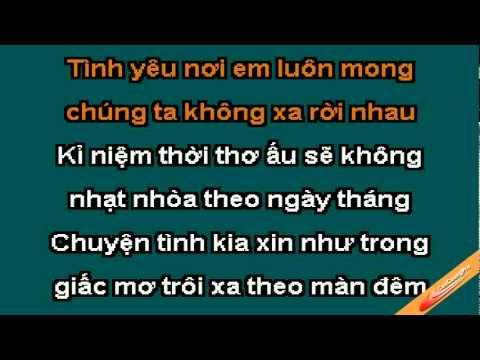 Nga Ba Tinh Karaoke - Thien Truong Dia Hai - CaoCuongPro