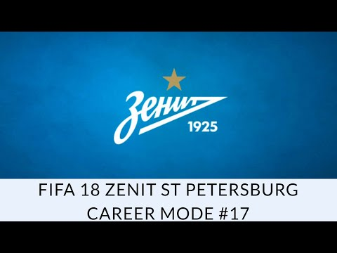 FIFA 18 Zenit St Petersburg career mode #17: THE UNBEATEN STREAK IS OVER !!