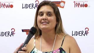 Vereadora acredita que o Lidera+ é essencial para a sua reeleição