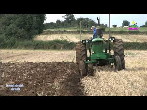 Les Vieux Tracteurs De La Tuilerie Cheffois 2014