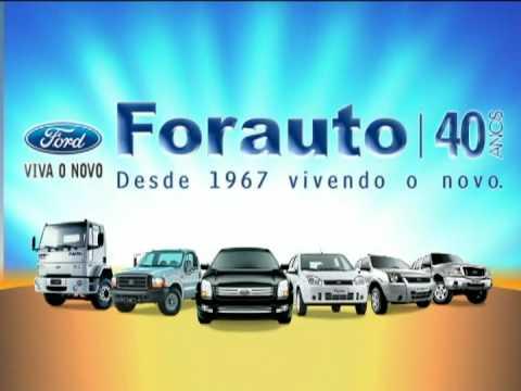 Forauto Veículos 40 Anos - VT 60