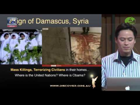 The Sign of Damascus - 2nd Seal Broken (ENGLISH-INDO) 4 penunggang kuda