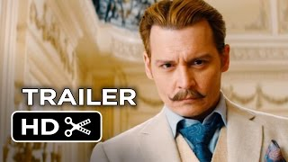 Mortdecai Official Teaser Trailer #1 (2015) Johnny Depp