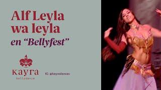 Danza Oriental/Bellydance