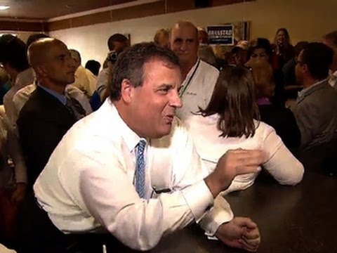 Gov. Chris Christie talks potential presidential bid in Iowa
