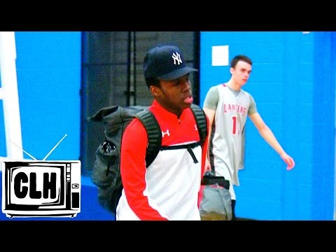 50 Cent's Son HAS GAME - Marquise Jackson Senior PG with RANGE