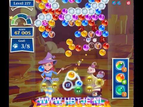 Bubble Witch Saga 2 level 277