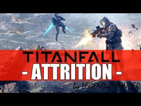 Titanfall Beta Gameplay - Attrition on Fracture (XBOX ONE)